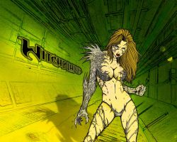 Witchblade by cpaul26