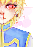 kurapika by Jacomotali