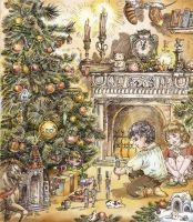Christmas Tale by Venlian