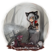 Nightmare Game by Vamps2Bats