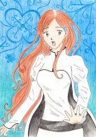 Orihime. by STRAWBERRYCURTIS