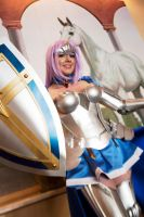 Annelotte Cosplay from Queen's Blade: Fanime 2013 by Kapalaka