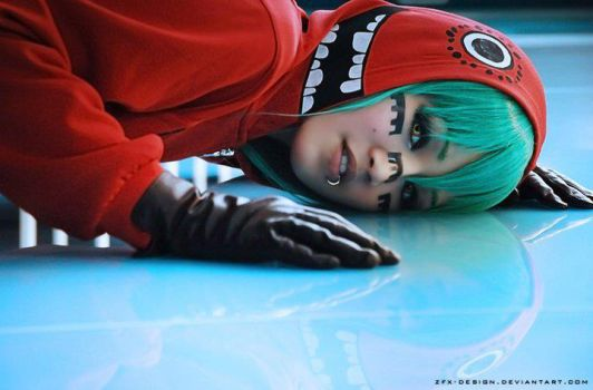 Vocaloid Cosplay Photo Contest - #18 Emily Chan by miccostumes