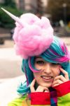 Cotton Candy Princess by sirenite