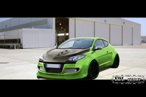megane gt  green by edl by EDLdesign
