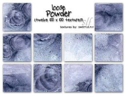 TEXTURES Loose Powder by sweetlilfly