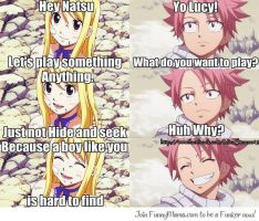 Natsu.X.Lucy..Fairy tail by PaCii8