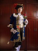 COS Preview - Young Francis Bonnefoy by belphy