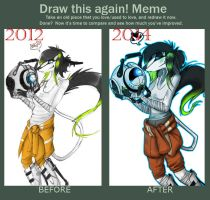 Meme Before And After by Wolf-Lisa