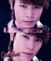 A-CHa Donghae by NileyJoyrus14