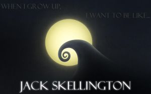 When I Grow Up - Jack Skellington by RedSoul77