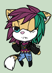 Oh look another chibi example by Glitter-Candies