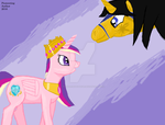 Karam and Cadence by PioneeringAuthor