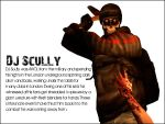 Killing Floor: DJ Scully by ZeekyPoe
