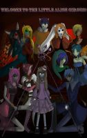 .::Welcome to the CIRCUS::. by YuaXIII