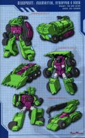 Dons Constructicons Part 1 by hansime
