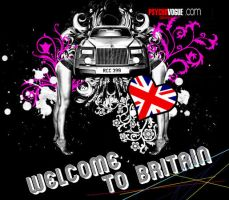 welcome to britain by phoinixLondonblack
