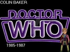 Colin Baker by p51cmustang
