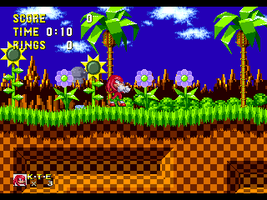 SK2 - Green Hill Zone Act 1 by OMGWEEGEE2