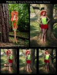 First Kharis Collaboration as Poison Ivy!!! by RenataCarmen