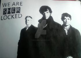 We Are SHERlocked by BuddaForMary