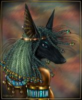 Anubis by silvestris