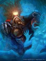 Dwarf King-Of-Souls adv by Cynic-pavel