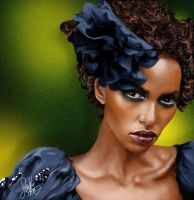 Model: Yasmin Warsame by isoal