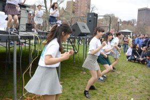 2015 Japanese Festival, Cultural Group Boogie 9 by Miss-Tbones
