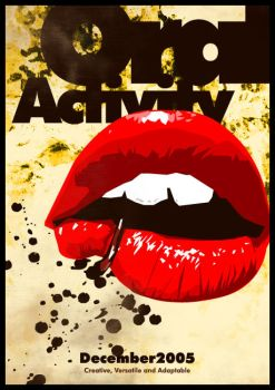 Oral Activity by baung