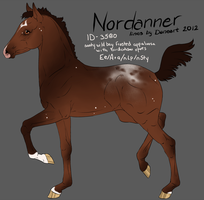 Nordanner Foal #3580 by RW-Nordanners