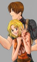 RE4- Trapped by LukyLady123