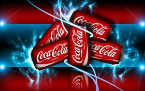 Coca Cola Wallpaper by Zero1122