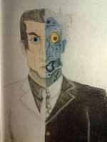 Two-Face by iamtherealbender