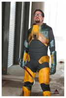 Gordon Freeman - 08 - by Outlanders