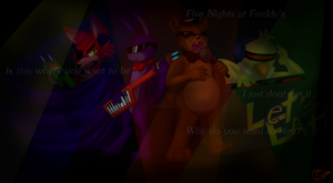 ~Five Nights At Freddy's~ by EmMonsta