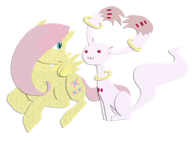 Puella Magi Pony Magica Preview by sweetkimothy