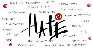 Hate by vicexversa