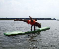 Stand and Paddle SUP 5995 by PaddleGallery