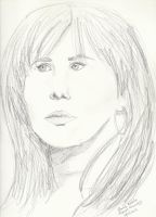 Donna Noble by psychoviolinist1012