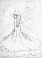 Evening Gown by princess-hylian