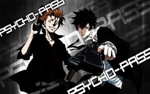 Psycho-Pass by CaptainLaser