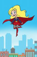 Supergirl! by Erich0823