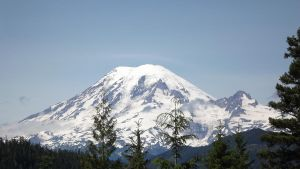 Mt Rainier Washington by Speck2