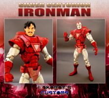 Silver Centurion Ironman by Lokoboys