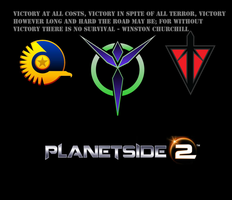 Planetside 2 Wallpaper by Seeker3331