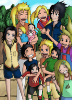 Cheaper By The Dozen - NarutoXSasuke by MSU82