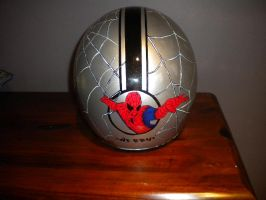Spiderman Helmet by BoaGrafix