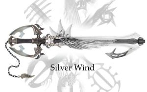 Silver Wind by OnyxChaos