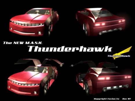 Thunderhawk 2008 by favianee